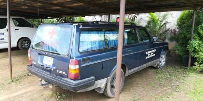 Ambulance - St. Mary Hospital, Urua Akpan