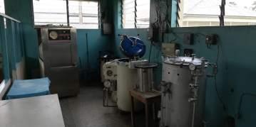 Sterilization Machine - St. Mary Hospital, Urua Akpan