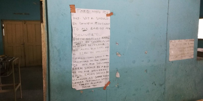 Maternity Ward - St. Mary Hospital, Urua Akpan