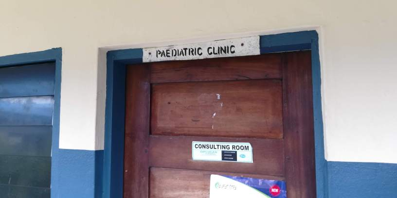 Pediatric Clinic - Mercy Hospital and Mercy Eye Centre, Abak