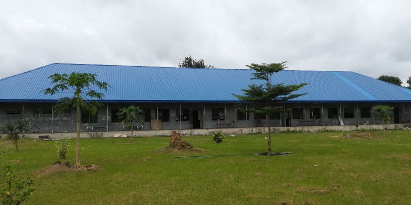 Mercy Hospital and Mercy Eye Centre, Abak