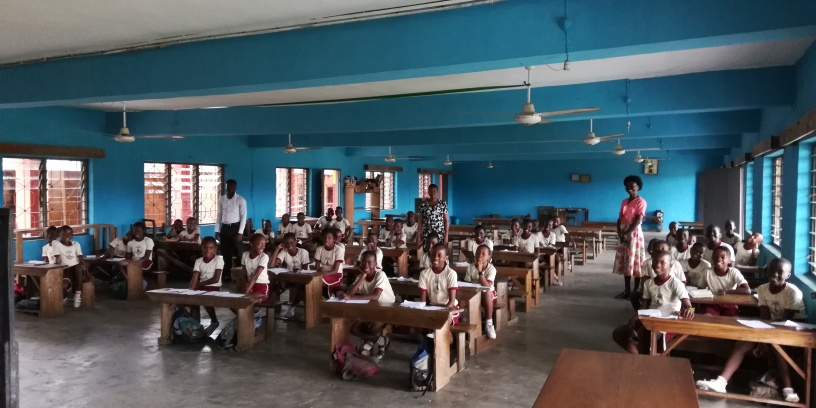 Diocese of Ikot Ekpene - Elementary School