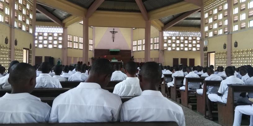 Chapel - Queen of Apostles' Seminary - Secondary Boarding School