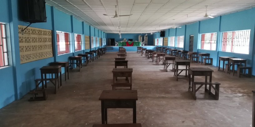 Classroom - Queen of Apostles' Seminary - Secondary Boarding School