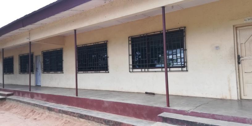 Classroom Building - Queen of Apostles' Seminary - Secondary Boarding School