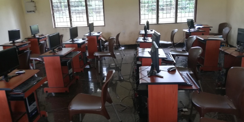Computer Lab - Queen of Apostles' Seminary - Secondary Boarding School