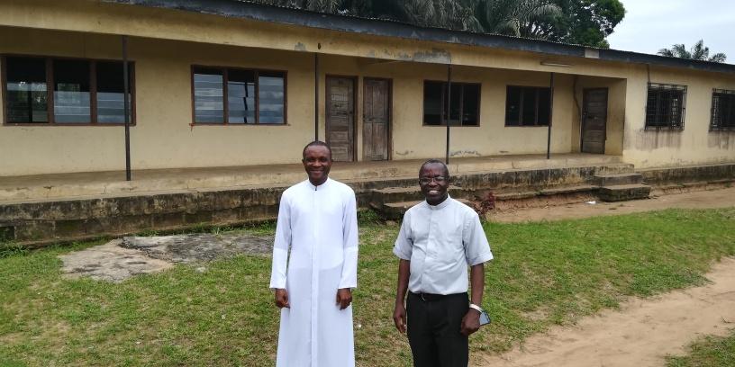 Faculty Building - Queen of Apostles' Seminary - Secondary Boarding School