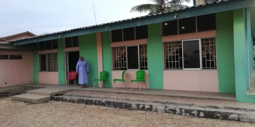 Pastoral Center