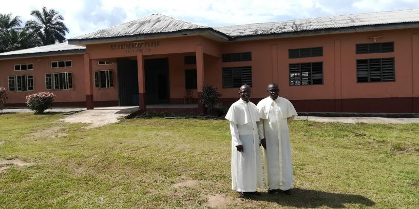 Priests - St. Anthony of Padua Spiritual Year Seminary