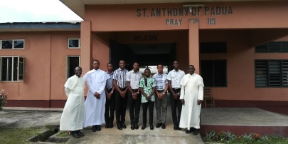 Diocese of Ikot Ekpene - St. Anthony of Padua Spiritual Year Seminary
