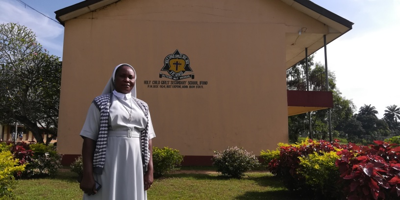 Principal - Holy Child Girls Secondary School