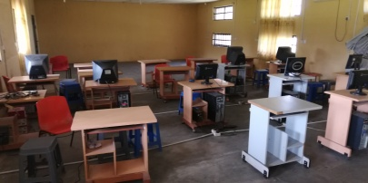 Computer Lab - Holy Child Girls Secondary School