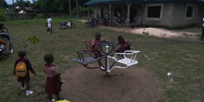 Diocese of Ikot Ekpene - Elementary School Playground